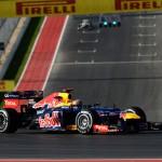 F1 GP USA: Поул у Феттеля. Стратегия – 1 пит-стоп.