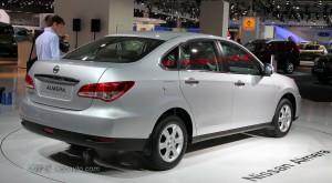 Новый Nissan Almera будут собирать на АВТОВАЗе