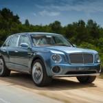Bentley: Соколы из Крю