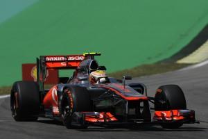 BRAZILIAN GRAND PRIX F1/2012