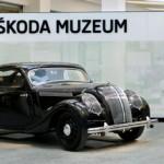 Музей SKODA: История и новые технологии
