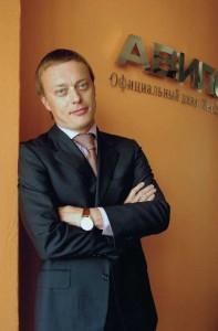 """Андрей Павлович. Фото: """"Большой Бизнес"""""""