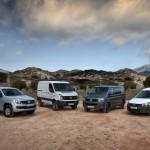 Volkswagen Commercial: продажи за октябрь