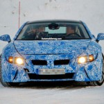 Шпионские фото BMW i8 PHEV