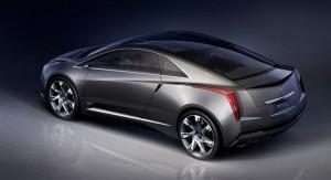 Концепт-кар Cadillac Converj