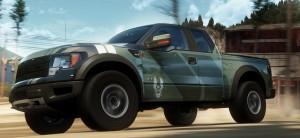Ford F150 SVT Raptor - самый тиражируемый в играх автомобиль