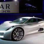Jaguar: Суперкару-концепту отключили ток