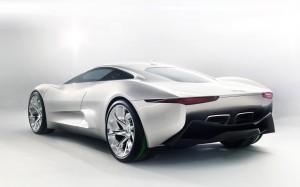 Проект гибридного суперкара Jaguar C-X75 остановлен