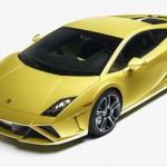 На всемирном слете будет показана новая модель Lamborghini