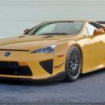 Lexus LFA: прощание с суперкаром