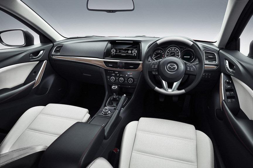 Для новой Mazda6 уже предлагают стайлинг-решения