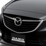 Стайлинг-решения для новой Mazda6