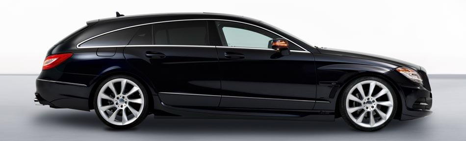 Lorinser выпустил тюнинг-пакет для Mercedes Benz CLS Shooting Brake