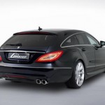 Тюнинг: Mercedes-Benz CLS от Lorinser