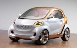 Новые Smart появятся в 2014 году