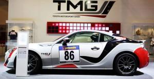 """Toyota GT86 """"хачироку"""" получит в Германии собственную моносерию"""