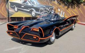 Бэтмобиль продан за 4,2 млн долларов