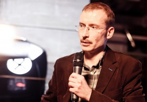 журналист Денис Орлов - соавтор книги об истории BMW