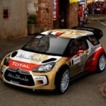 Citroën и Абу-Даби: презентация команды WRC