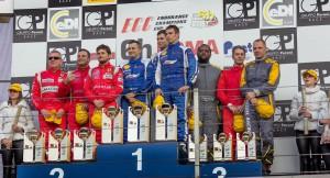 """Российская Esta Motorsports - победители """"6 часов Рима"""""""