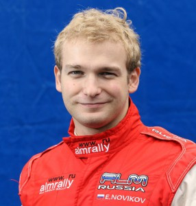 Евгений Новиков - пилот чемпионата мира WRC