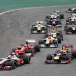 Формула-1: В 2013 на старте — 22 машины
