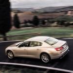 Новый Maserati Quattroporte 2013 - технические подробности