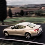 Новый Maserati Quattroporte: подробности