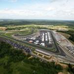 Международные гонки на Moscow Raceway в 2013 году