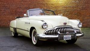 Buick Roadmaster Convertible Человека Дождя продан с аукциона