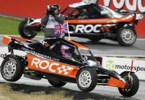 Из истории ROC. Заезды на ROC Cars в 2008 году