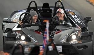 Race of Champions 2012 - Гонка Чемпионов в Бангкоке