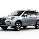 Краш-тест Subaru Forester — видео