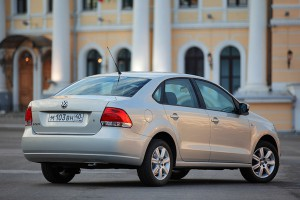 Polo Sedan пока - основная ставка и лидер продаж марки