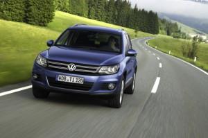 VW Tiguan показал прирост продаж на 82%