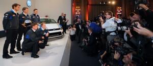 Volkswagen Motorsport WRC - презентация