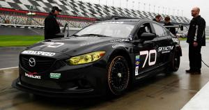 Три Mazda 6 с гоночными дизельными моторами Skyactive выступят в 24 часах Дайтоны
