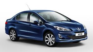 Cамые интересные новинки авторынка 2012 - Peugeot 408