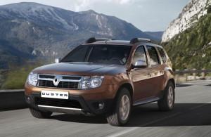 Самые интересные новинки авторынка 2012 - Renault Duster