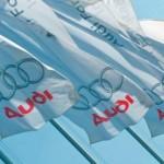 Audi нацелилась в лидеры «большой немецкой»
