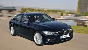 Самые интересные новинки авторынка 2012 - BMW 3-series new