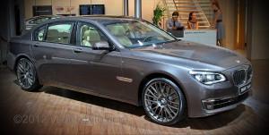 Самые интересные новинки авторынка 2012 - BMW 7-series new