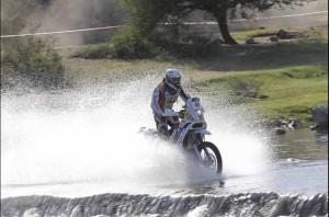 Дакар 2013. Десятый день. Зачет Мотоциклы