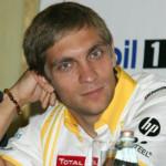 Формула 1. Виталий Петров: утром деньги…