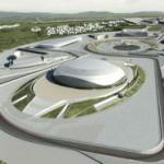 Формула 1 в Сочи. Эскиз трассы Гран При России