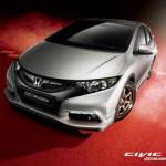 Honda Civic: внешний тюнинг от Mugen