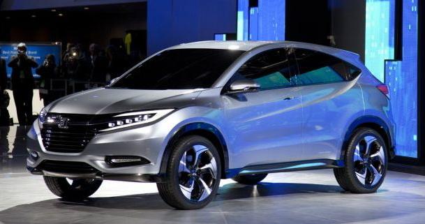 Honda Urban SUV Concept. Детройтский автосалон