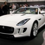 Детройтский автосалон. Jaguar F-type