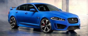 В продаже самый заряженный Jaguar XFR-S появится не раньше лета 2013 года