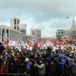 Марш против подлецов 13 января